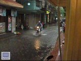 Hanoi in the Rain - video