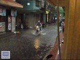 Hanoi in the Rain - video