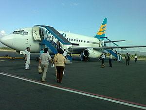 Don't! Fly Garuda instead