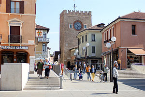 Mestre (Venice) Clock Tower
