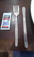 """Wetherspoons """"cutlery"""""""