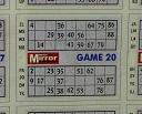 Bingo Page
